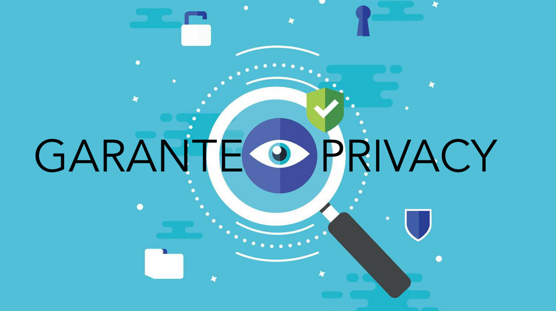 00437 istruzioni del Garante della Privacy