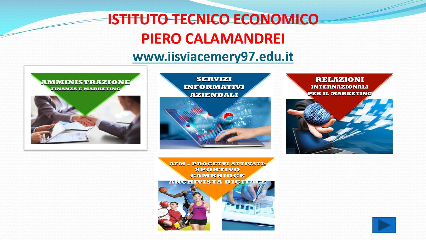 ISTITUTO TECNICO ECONOMICO PIERO CALAMANDREI